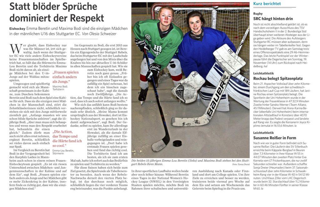 BlickSportEishockey U16